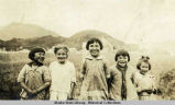 Unalaska, 1920s - Jesse Lee Home in background.