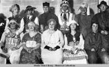 Halloween Party, st. George, 1924.
