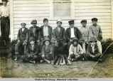 St. Paul Baseball Team. Sept. 21, 1921.