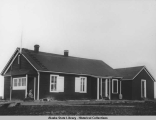 Presbyterian Mission House or school.