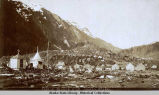 Indian Graves near Juneau, Alaska.