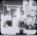 Red Cross Class, Metlakatla. Wartime Picture 1918.