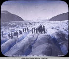 Great Glacier - Stikine River near Wrangell Alaska, June 21, 1914.