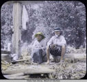 Elderly Native Man and Woman.