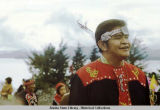 Joe Howard, Sr. of the Chookaneidi Clan, Sitka.