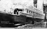 S. S. Northwestern. Juneau Alaska. Jan. 22, 1916.