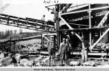 Rte 51B Dragline. Peters Creek June 11 1936. S.W. Distr.