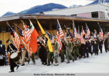 [Boy Scouts] Juneau July 4th Parade, 1959.