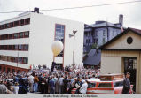 1959 - 4th of July: Statehood Celebration in Juneau.