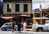 Red Dog Saloon, July 1959.
