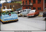 Statehood Parade - Juneau Garden Club Float.