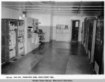 Cold Bay, transmitter room. Taken August 1949.