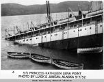 S/S PRINCESS KATHLEEN Lena Point...9-7-52.