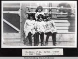 Children of Mr. Carter, trader at FORT YUKON.