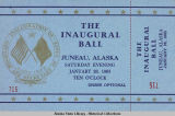 Tickets to Inaugural Ball, #715.