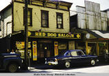 Red Dog Saloon - Franklin St., July 1958.