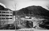 3rd St., Anderson Music Bldg, Alaska Office Bldg., Juneau Hotel, March 1, 1970.
