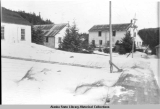 Aleut [Unangan] hospital, White employees barracks.