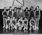 High School Basketball team.