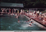 Evergreen Bowl swimming pool, Juneau.