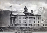 Court House, Juneau, Alaska.