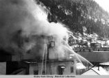 Coliseum Theater fire, Juneau.