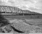 Big Gerstle River Bridge, 1950.