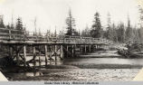 Bridge No. 5, Seward-Kenai Lake Reconstruction, 1927.