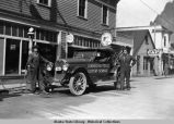 Connors Motor Co.,  Buick tow truck, ca. 1920's.