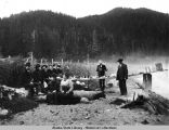 Douglas, Alaska, people, ca. 1900-1935.