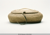 Willow Root Basket