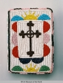 Beaded Bible Cover