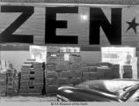 Zen Outdoor Frozen Food Sale, Fairbanks