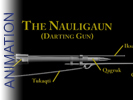 The Nauligaun (Darting Gun): Animation