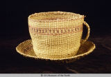Cup and Saucer Basketry