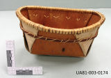 Basket, Birch Bark