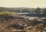 View of the Yellow Eagle area of the Fort Knox Mine, 1996.