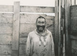 Leonard Nash of Harbor Village, Nunivak Island, ca. 1940.