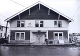 Alaska Native Brotherhood Hall, Sitka, ca. 1975.