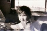 Alexanna Salmon four years old.