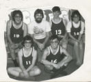 Igiugig first co-ed basketball team.