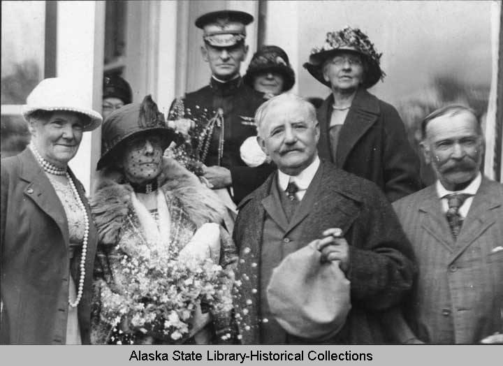 7b0cbb41843d0 At the Pullen House - Skagway. - Alaska State Library-Historical ...